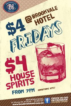 Live Music & $4 Fridays