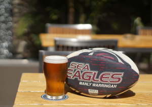 Manly Sea Eagles at Lottoland!